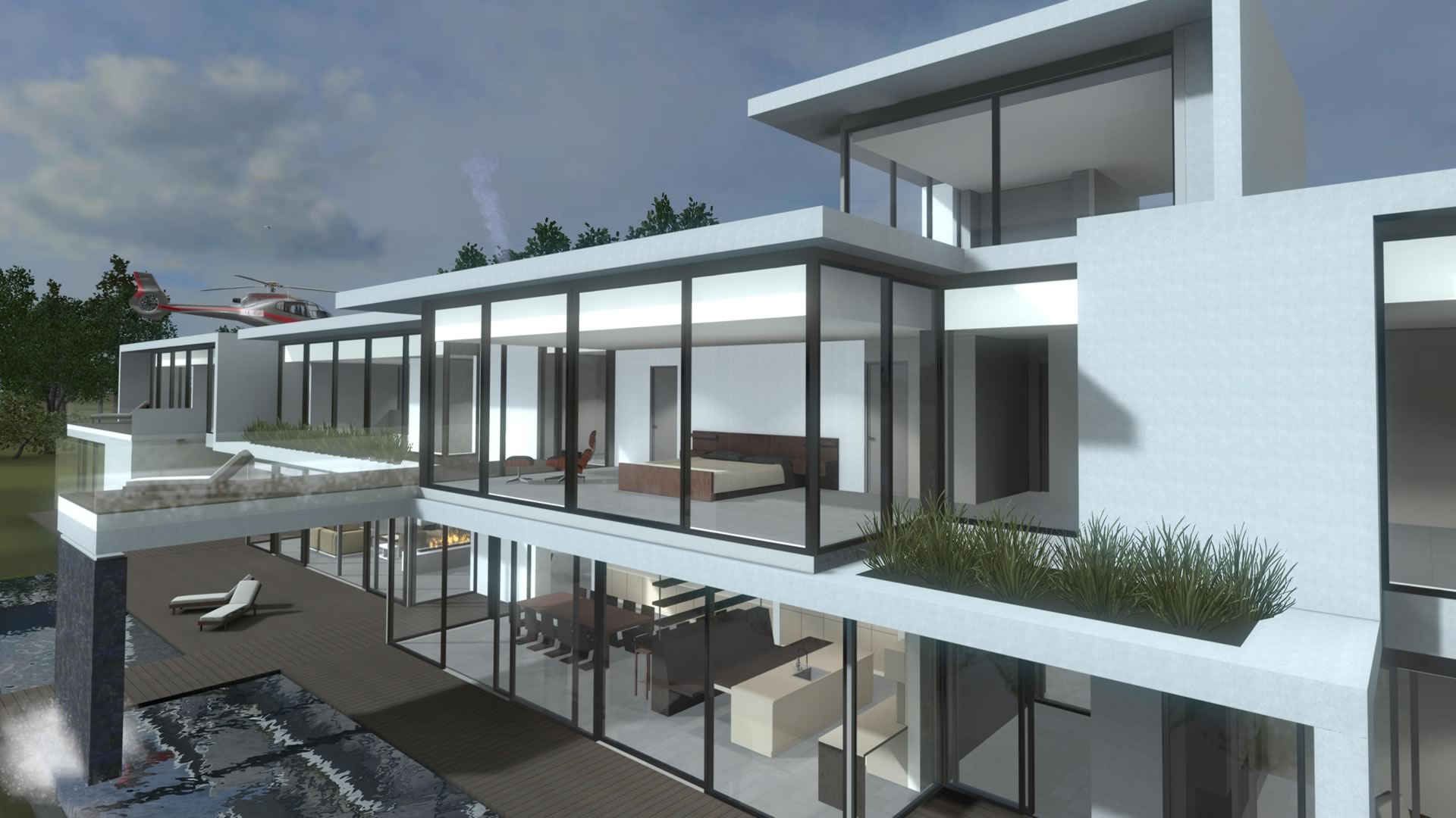 Oculus Rift Architectural Visualization Residential 2
