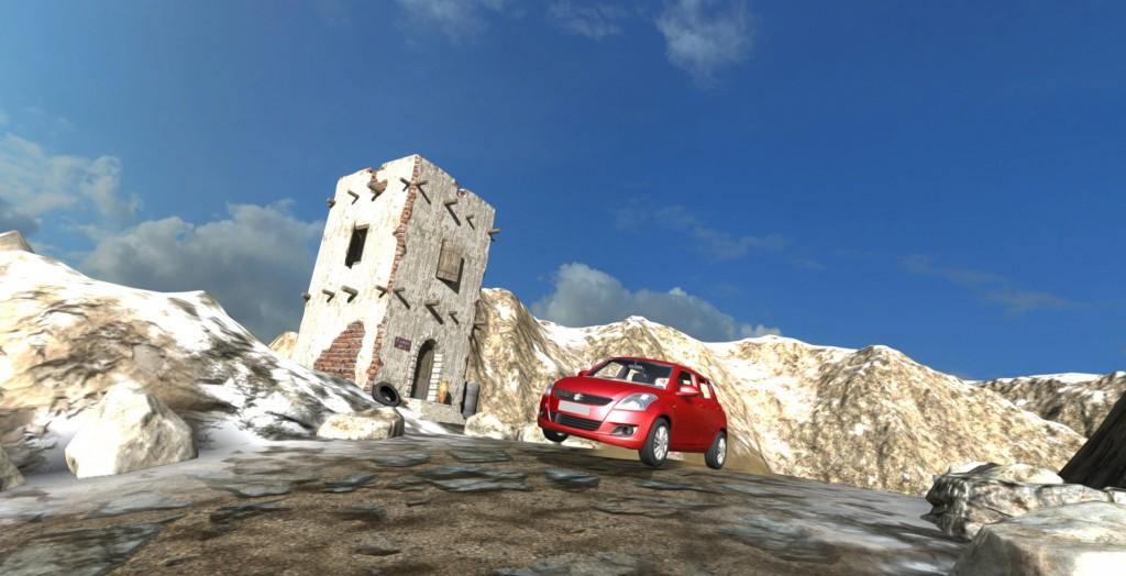 Suzuki – Oculus Rift Himalayan Driving Experience