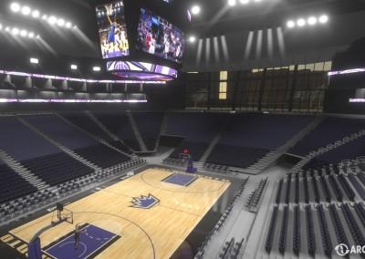 Sacramento Kings Arena Oculus Rift Experience