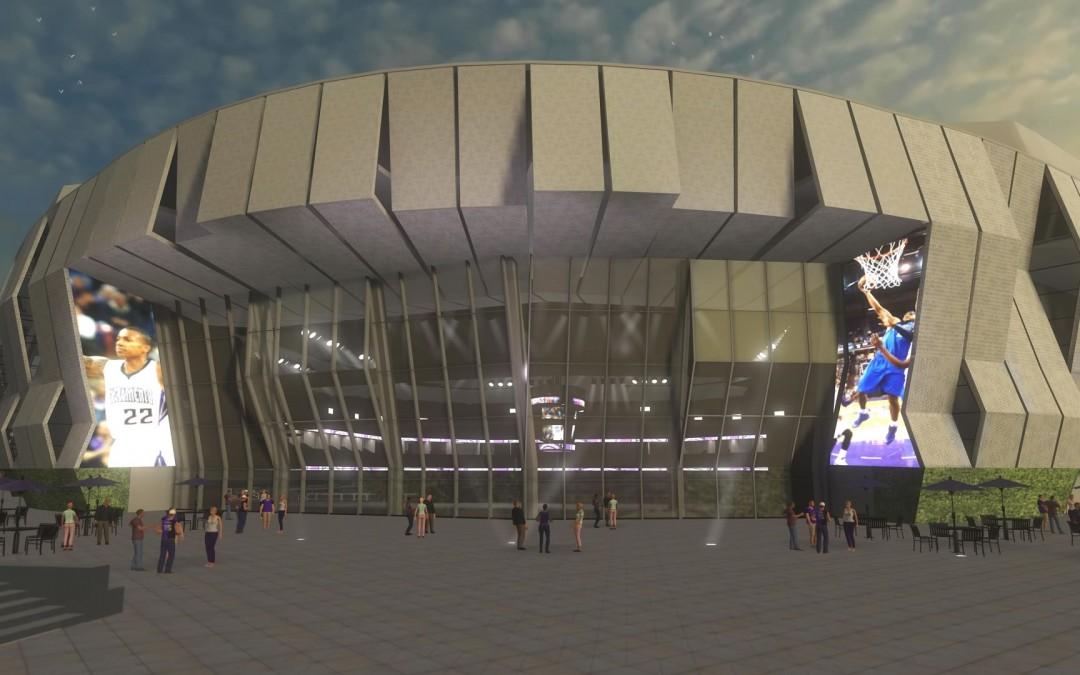 Sacramento Kings Virtual Arena Experience for Oculus Rift:  Sneak Peak