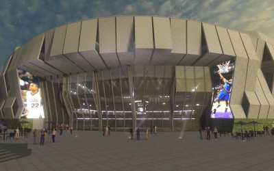 Sacramento Kings Virtual Arena Experience for Oculus Rift:  Sneak Peak