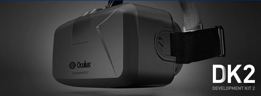 Oculus Rift Developer dk2