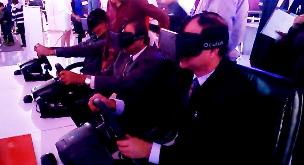 Suzuki - Oculus Rift Himalayan Driving Experience 3