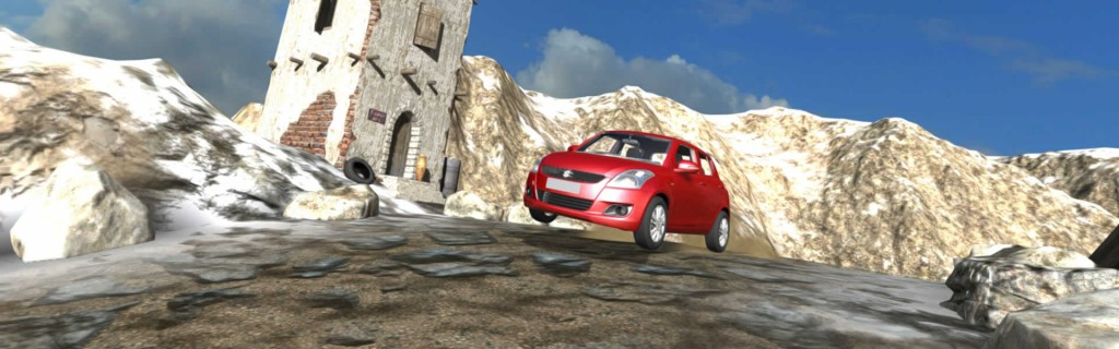 Suzuki - Oculus Rift Himalayan Driving Experience
