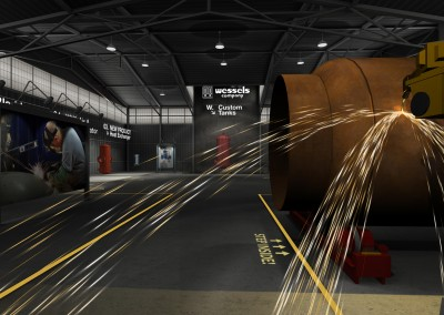 Industrial & Manufacturing Trade Show Oculus Rift Experience