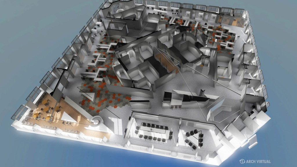 Sahaj Residential Real Estate Visualization