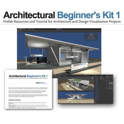 architectural beginners kit unity3d screenshot