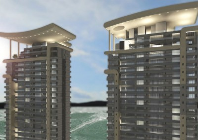 Sahaj Residential Oculus Rift Visualization
