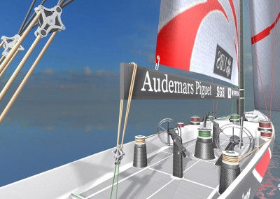 America's Cup Simulation