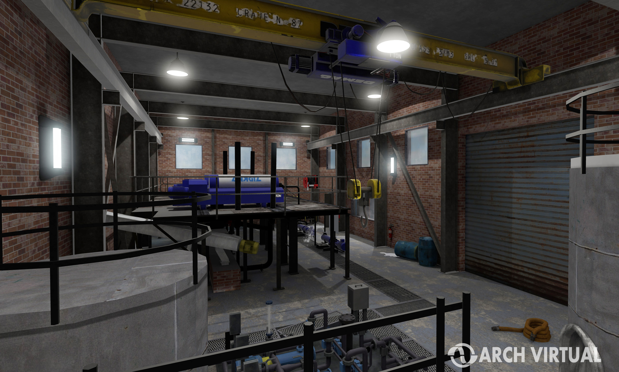 New Oculus Rift App: Safety Training and Trade Show ...