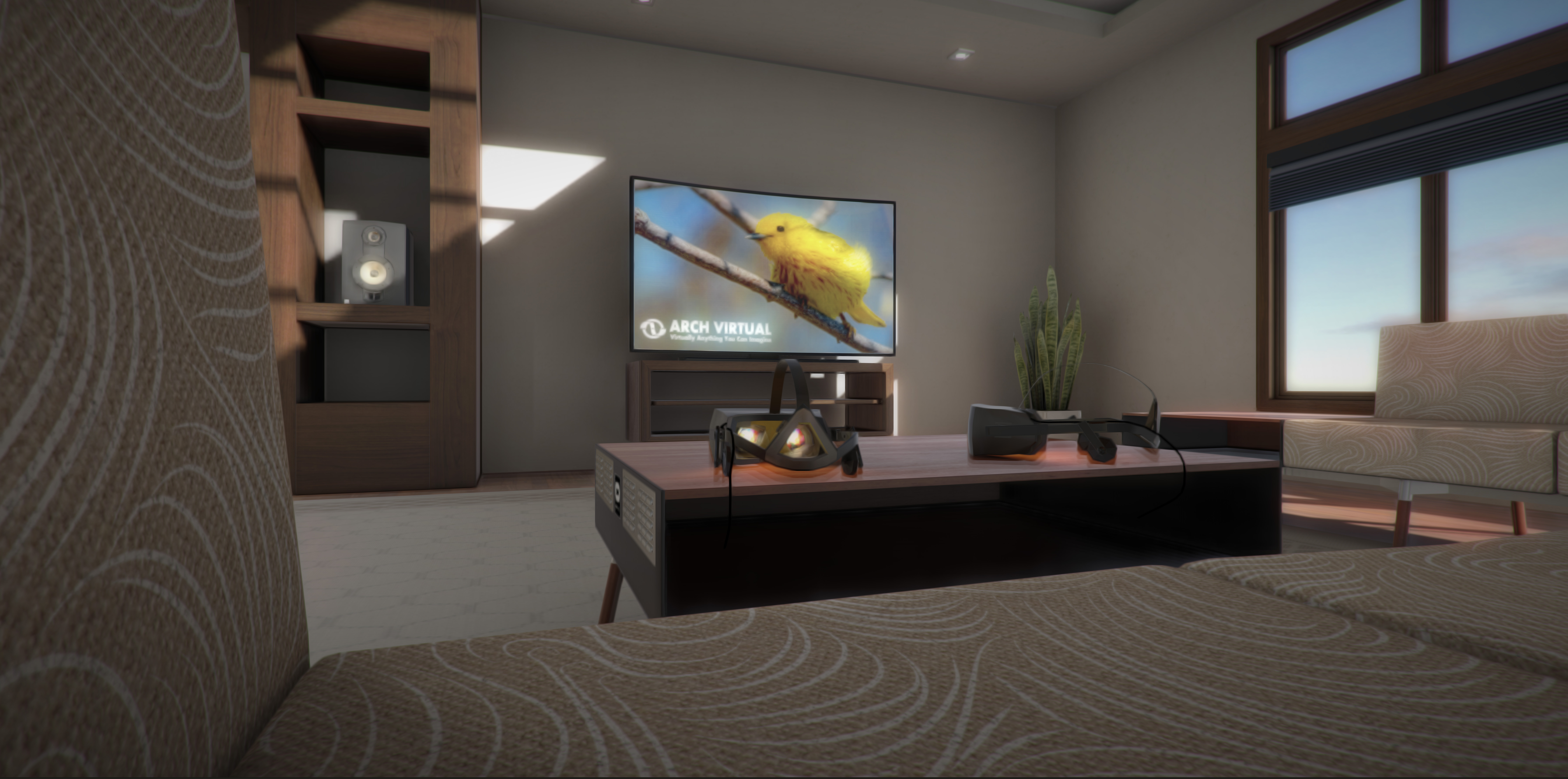 Oculus Rift for real estate and construction visualization for pre-sales marketing and advertising