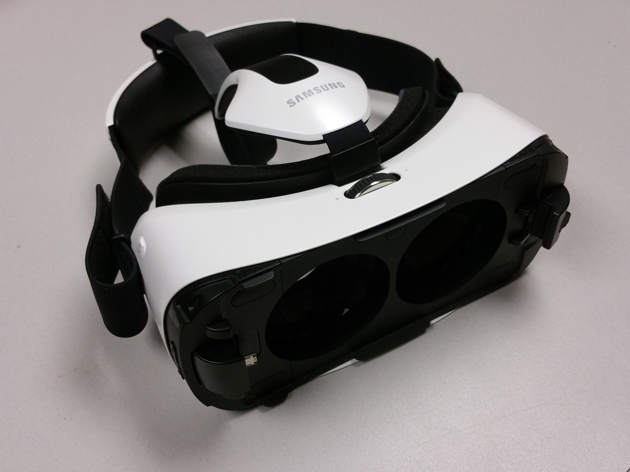 Samsung Gear VR virtual reality for architectural visualization