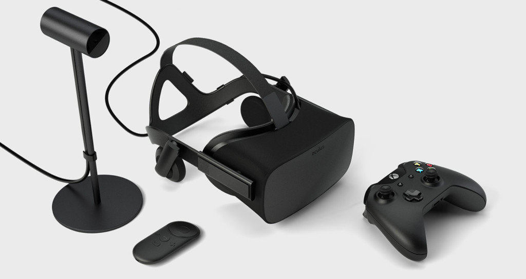 arch viz with the new CV1 Oculus Rift