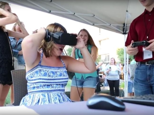 An Oculus Rift VR Experience at Texas A&M University
