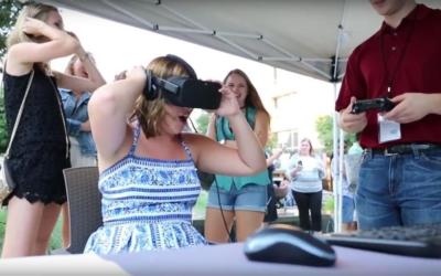 An Oculus Rift VR Experience at Texas A&M University