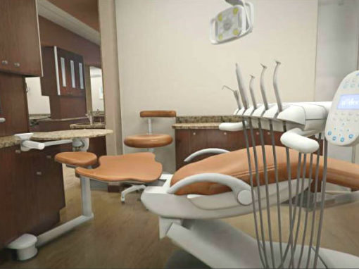 Dental Equipment Visualization with VR