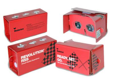 Weatherford Virtual Reality Product Visualization
