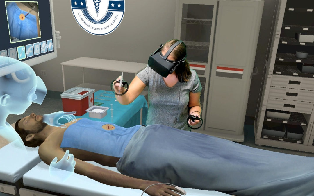 Sneak Peak Video: VR Medical Simulation Development Progress for Envision
