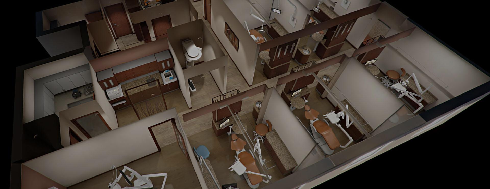 vr medical simulation background