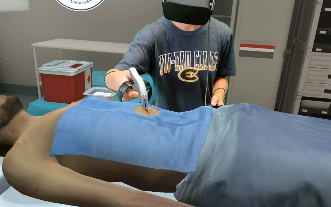 VR News from Arch Virtual!  Medical Applications, New Partner, Tradeshow Events, Immerse Creator News, and more