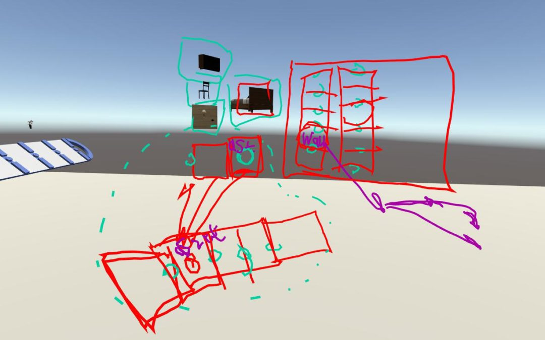 Prototyping in VR!  Check out Immerse Creator VR UI/UX Post 6 (with video)