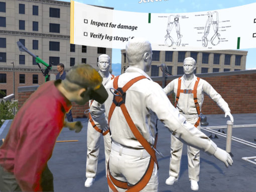 ASSP Fall Protection VR Experience