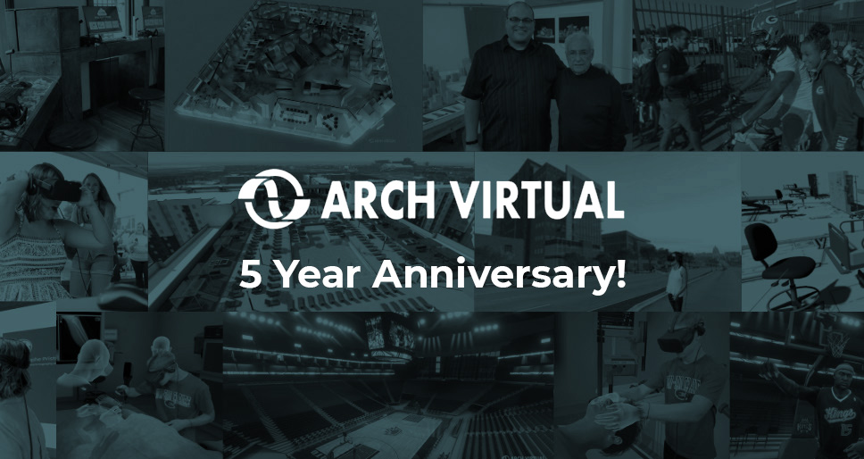 Arch Virtual Celebrates 5 Years in Business!  + News from the Virtual Frontier and Acadicus July Sale 🔥