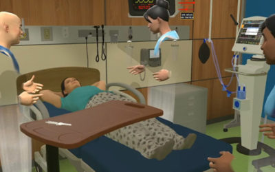 A Tool for Planning VR Training and Medical Simulation (free)