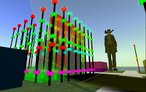 Cisco Runs Spime Design Workshops in Second Life