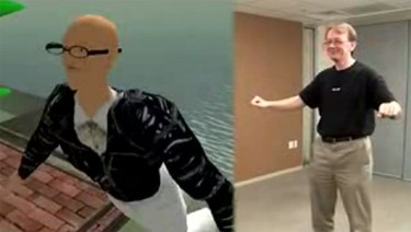 Hands Free 3D: Open Source Predecessor of Microsoft Kinect?