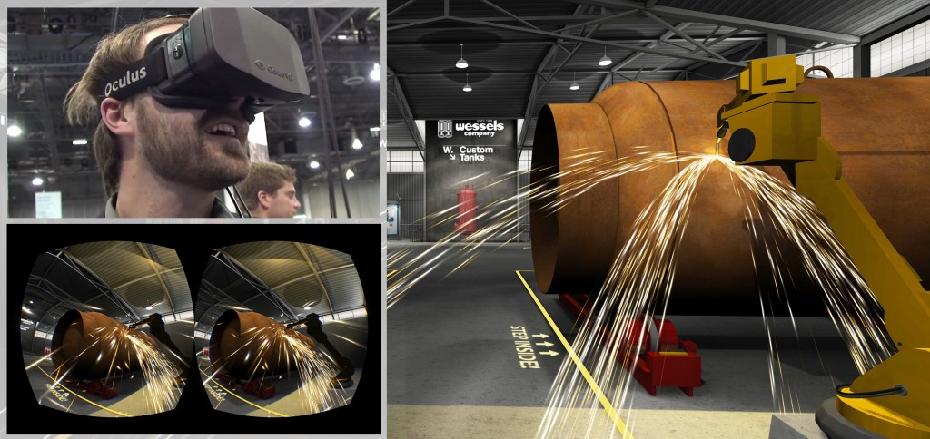 D Virtual Reality Exhibition : Tips for using oculus rift at your next trade show