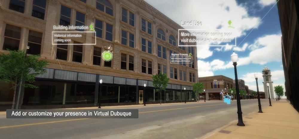 Virtual Cities by Arch Virtual - Dubquque Iowa