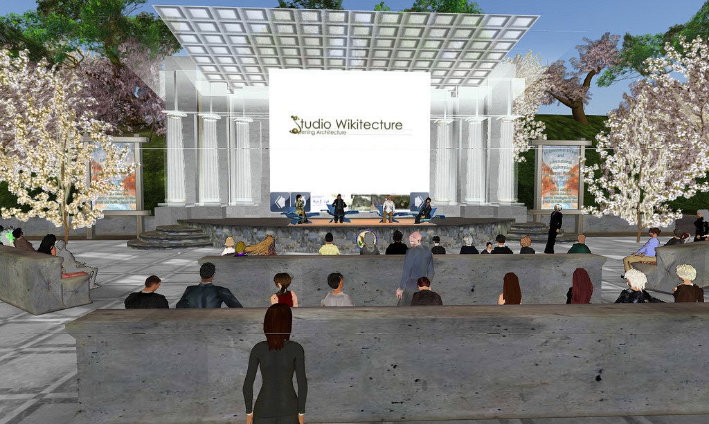 Video Coverage of U.S. State Department Hosted Panel: Architectural Design and International Collaboration in Virtual Worlds