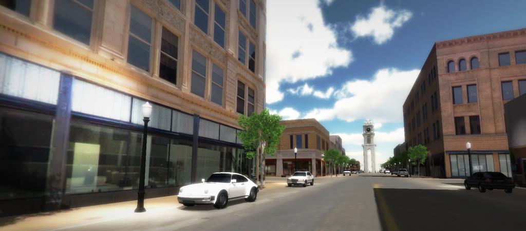 Main Street Dubuque - Arch Virtual