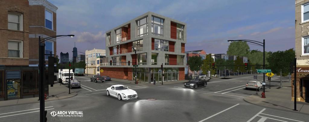 architecture real estate development marketing advertising oculus rift virtual reality revit maya unity3d