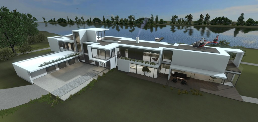 BIM Goes Virtual: Oculus Rift and virtual reality take architectural visualization to the next level