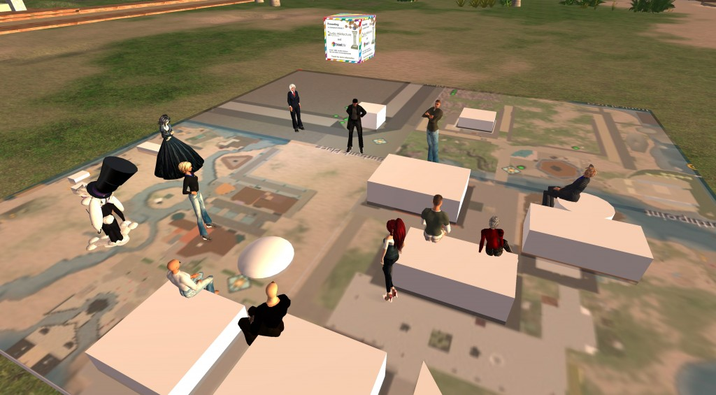 Studio Wikitecture Meeting Tonight, September 17, at 6pm PDT (SLT)