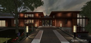 real-time architectural visualization