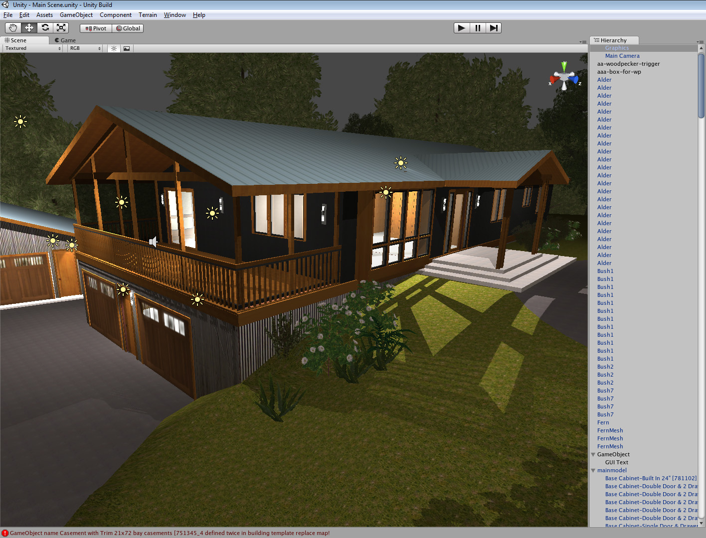 Importing Revit Into Unity Update Arch Virtual
