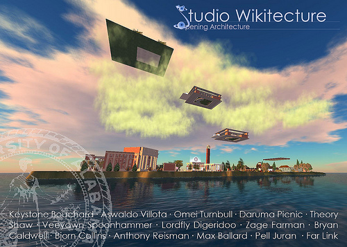 Congratulations to the Winners & Future Plans for Studio Wikitecture